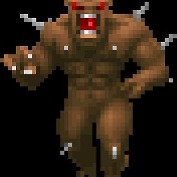 Doom Imp by winscometjump