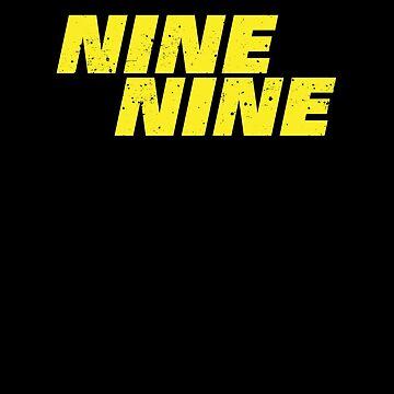 Brooklyn Nine Nine T Shirt by Clort