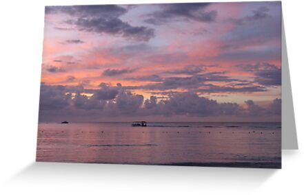 Pastel Sky by Rachel Stickney