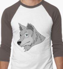 The Legendary Wolf Men's Baseball ¾ T-Shirt