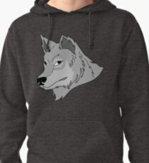 The Legendary Wolf Pullover Hoodie