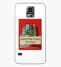 Nakatomi Plaze Christmas Design Case/Skin for Samsung Galaxy