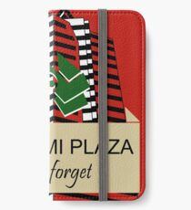 Nakatomi Plaze Christmas Design iPhone Wallet/Case/Skin
