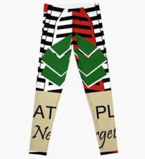 Nakatomi Plaze Christmas Design Leggings