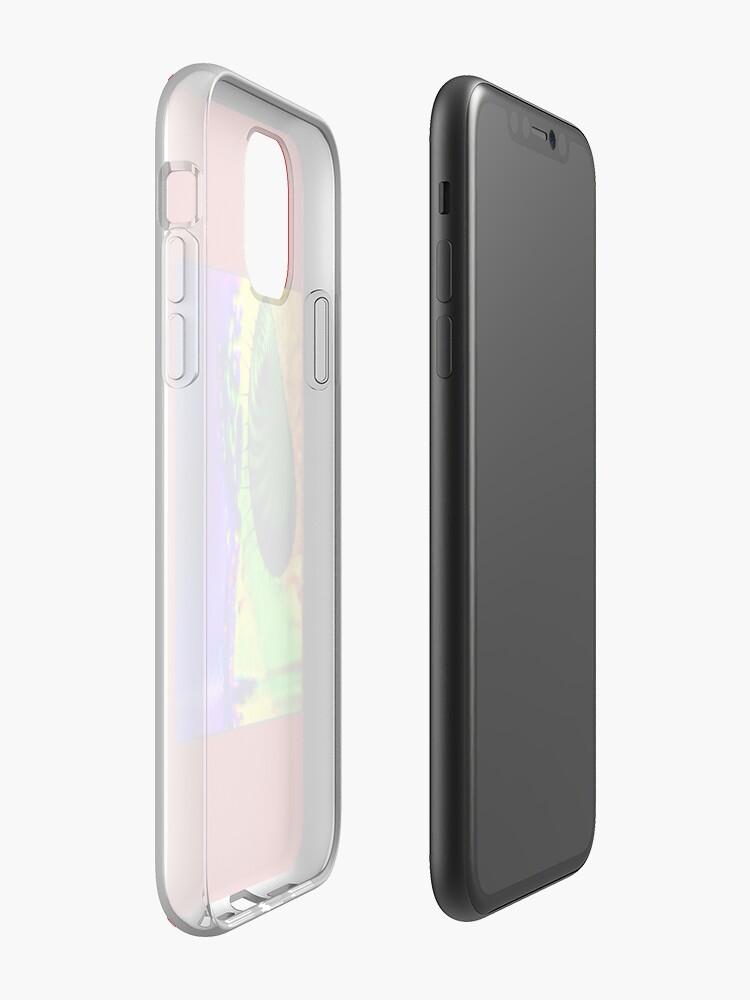 coque iphone xs max off white | Coque iPhone «Rencontres extraterrestres», par JLHDesign