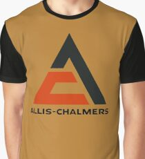 ALLIS-CHALMERS Graphic T-Shirt
