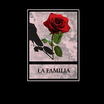 La Famillia Single Rose by pennylhill4