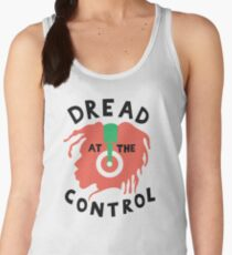 DREAD AT THE CONTROL - Mikey Dread as worn by Joe Strummer Women's Tank Top