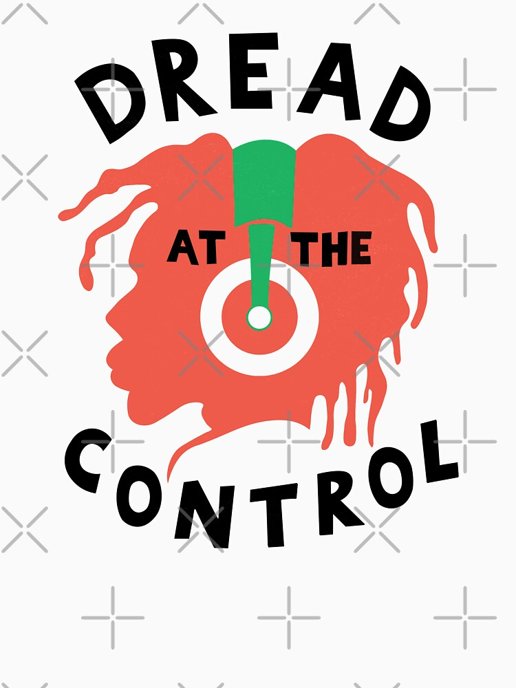 DREAD AT THE CONTROL - Mikey Dread as worn by Joe Strummer by PissAndVinegar