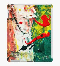 Splash Abstract iPad Case/Skin