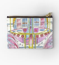 abstract VII Studio Pouch