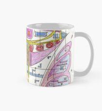 abstract VII Mug