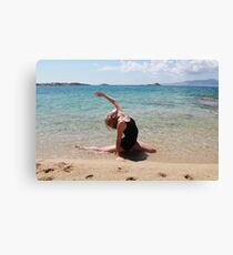 Cult of the sea Canvas Print