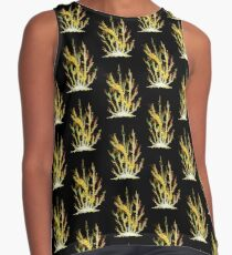 Gold Coral Contrast Tank