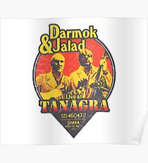Live at Tanagra Poster