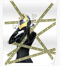 Celty Sturluson - Keep Out Poster