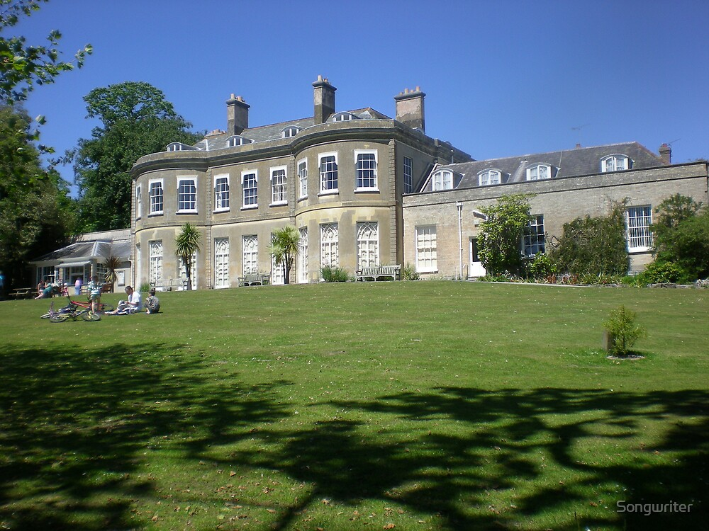 Upton Country House by Songwriter