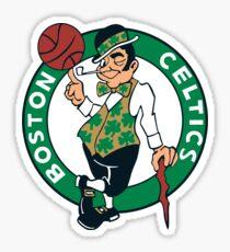 Boston Celtics team  Sticker