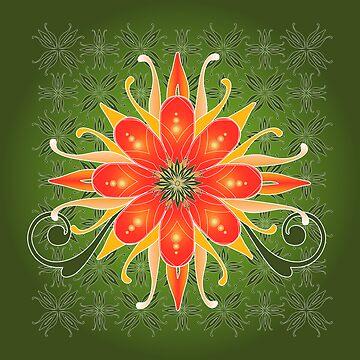 Floral Designs (3) by CatherineKita