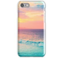 Hookipa Surf Sunset iPhone Case/Skin