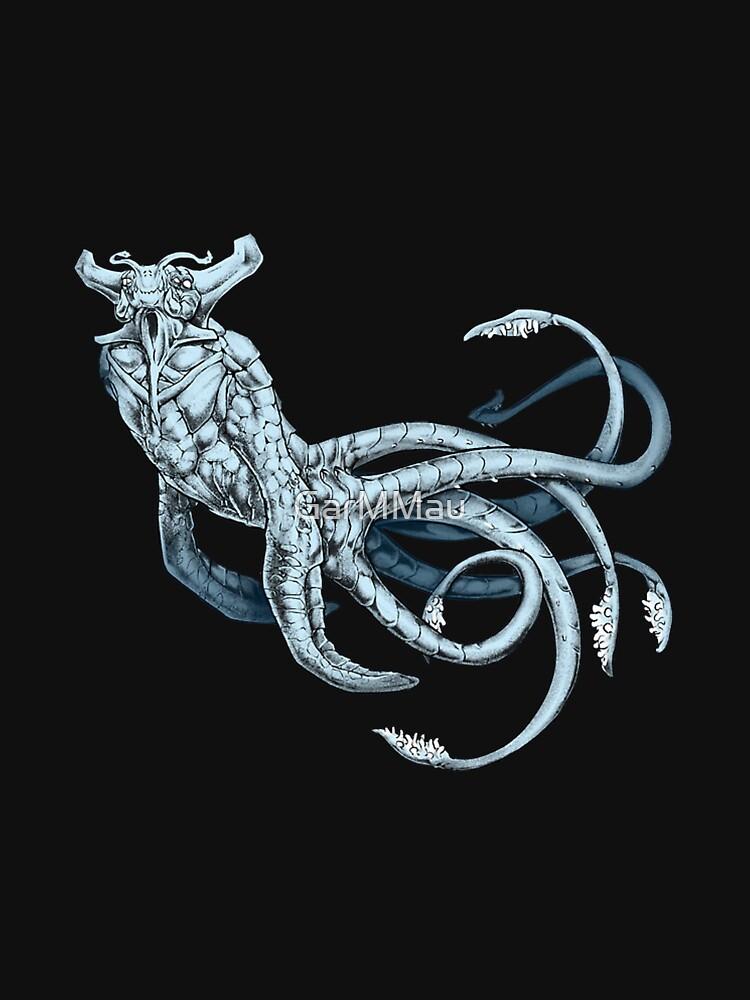 Mercancía del emperador del mar de GarMMau
