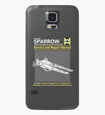 Sparrow Service and Repair Manual Case/Skin for Samsung Galaxy