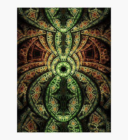 Jungle - Abstract Fractal Artwork Photographic Print