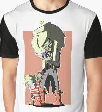 Koboldkönig Jareth Grafik T-Shirt