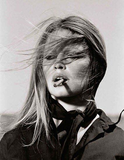 Brigitte Bardot vintage  by katiebakest