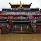 Kagyu Samye Ling Monastery and Tibetan Centre by trish725