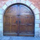 Door 2.0 - Bolzano, Italy.  by clarebearhh