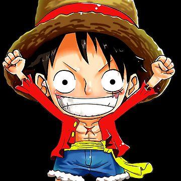 Luffy by BigPops