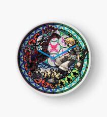 Ventus & Vanitas Clock