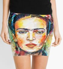 Frida Kahlo Mini Skirt