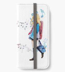 Your Sound - Shigatsu wa kimi no uso iPhone Wallet/Case/Skin
