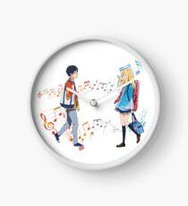 Your Sound - Shigatsu wa kimi no uso Clock