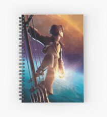 Treasure Planet Spiral Notebook