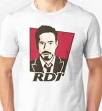 Robert Downey Jr. - KFC Logo T-Shirt