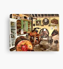 Dairy Devices Metal Print