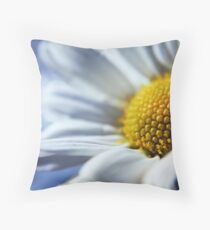Nothing but blue skies.. Throw Pillow
