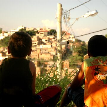 Favela Boys by thoughtless