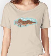 We need each otter - otter pun Women's Relaxed Fit T-Shirt