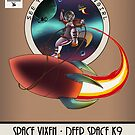 Space Vixen - Wild Ride by Feretta