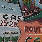 Route 66 Montage by aline
