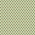 Bumblebee Pattern in Green by ArtOfSkuba