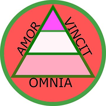 AMOR VINCIT OMNIA - LOVE CONQUERS ALL by ojab3