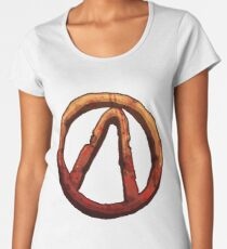 Camiseta premium para mujer Sello de bóveda