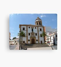 Andalucia Canvas Print