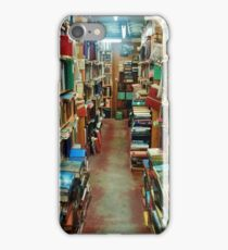 Bookshop iPhone Case/Skin