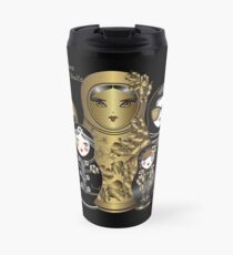 Fabulous Russian Dolls Travel Mug
